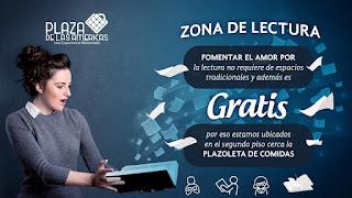 Plaza de las Américas presenta: Zona de Lectura