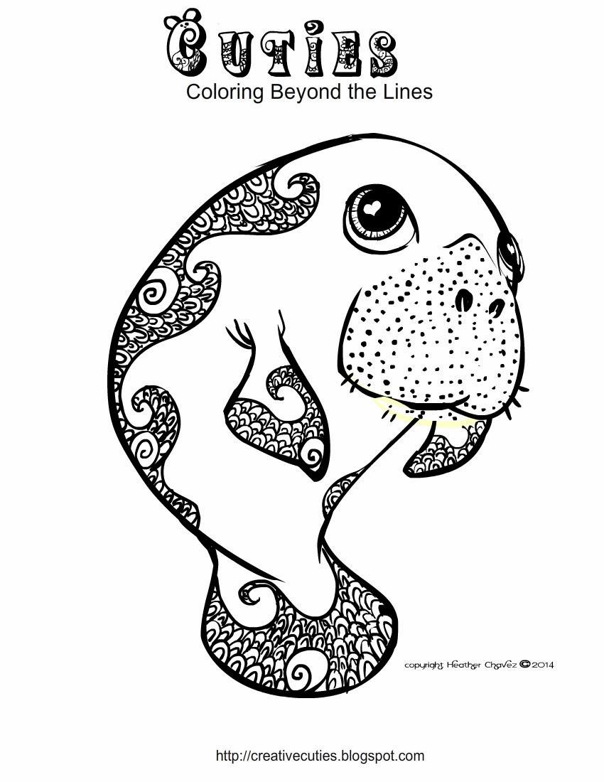 Heather Chavez Creative Cuties Animal Design