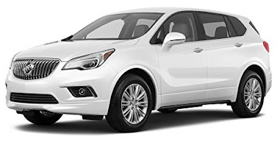 2017 Buick Envision by Buick