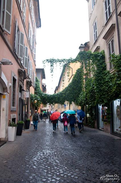 Trastevere - citytrip Rome