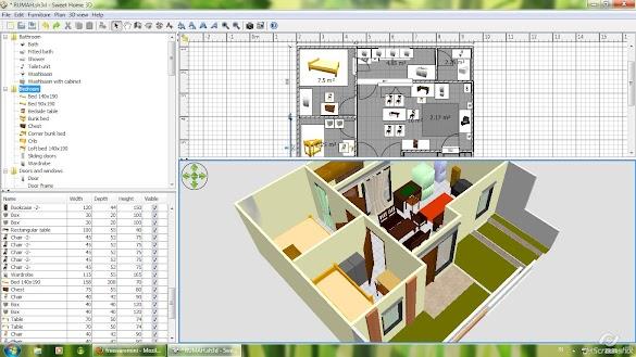 17 Aplikasi Software Desain Rumah Dan Interior Terbaik