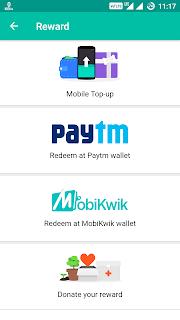 Slide app free recharge