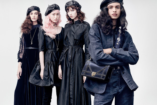 Dior gathers its army for the Fall/Winter 2017 Campaign