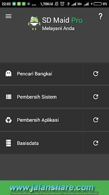 Download SD Maid Pro Apk Full Unlocker For Androd Gratis Terbaru