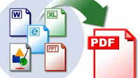 Convertire file, DOC, Excel e PPT in PDF
