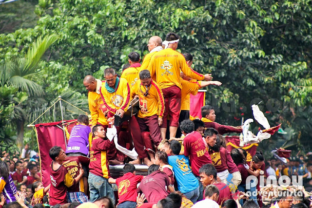 Feast of the Black Nazarene 2016 Schedule Procession Route