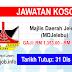 Job Vacancy at Majlis Daerah Jelebu (MDJelebu)