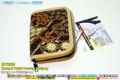 Dompet Batik Persegi Panjang