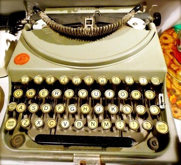 Qwerty Keyboard Remington
