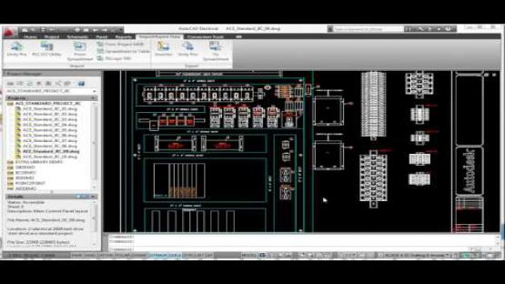AutoCAD Electrical 2014 screenshot 4