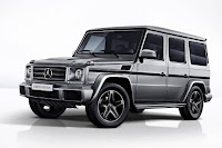 Mercedes-Benz G 500 Limited Edition (2017) Front Side