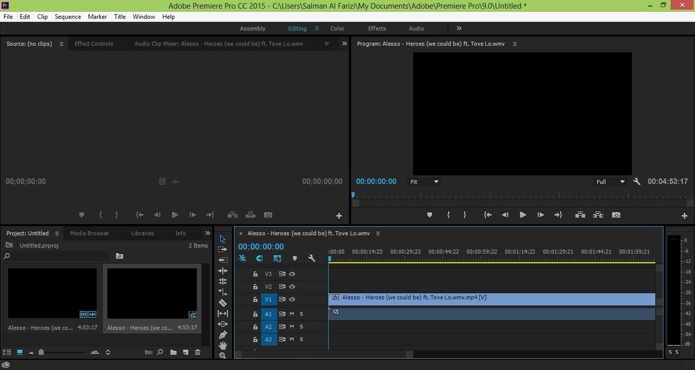 It's All About Tutorial: Cara memotong/ crop video pada