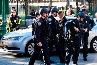 Atentado terrorista en Nueva York deja ocho muertos