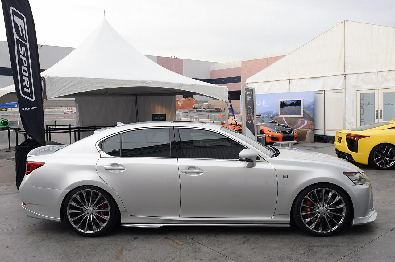 2013 lexus gs 350 f sport supercharged supercar original. Black Bedroom Furniture Sets. Home Design Ideas