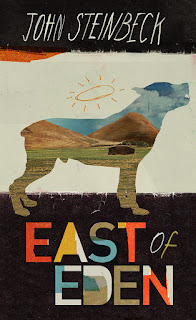 EAST OF EDEN - BOOK COVER