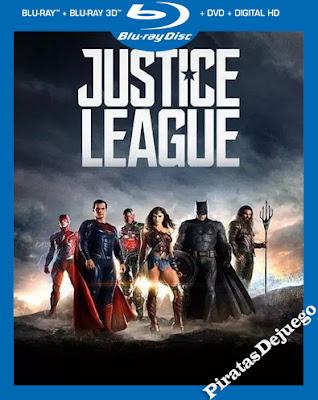 Liga De La justicia (2017) HD 1080P Latino