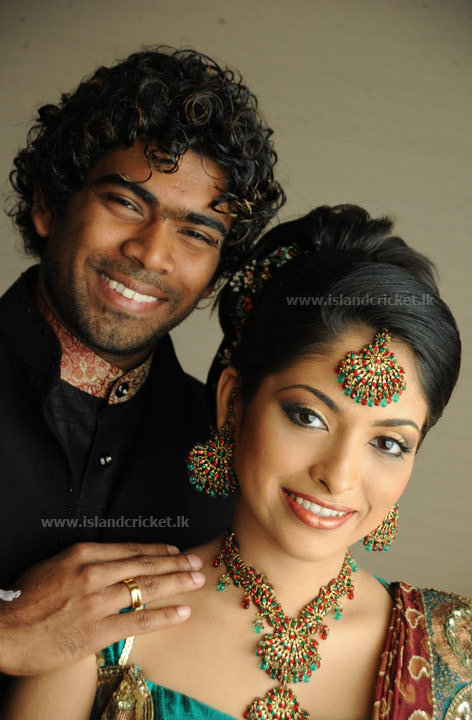 Latest Malinga Wife Photos And Imagesthe Cricket Profile
