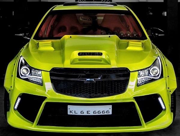 Chevrolet Cruze Hyperwide Dengan 360 Motoring
