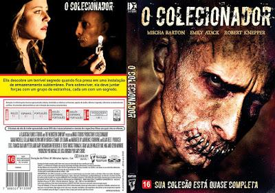 Filme O Colecionador (The Hoarder) DVD Capa