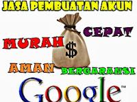 Jasa Pembuatan Akun Google Adsense Cepat dan Terpercaya