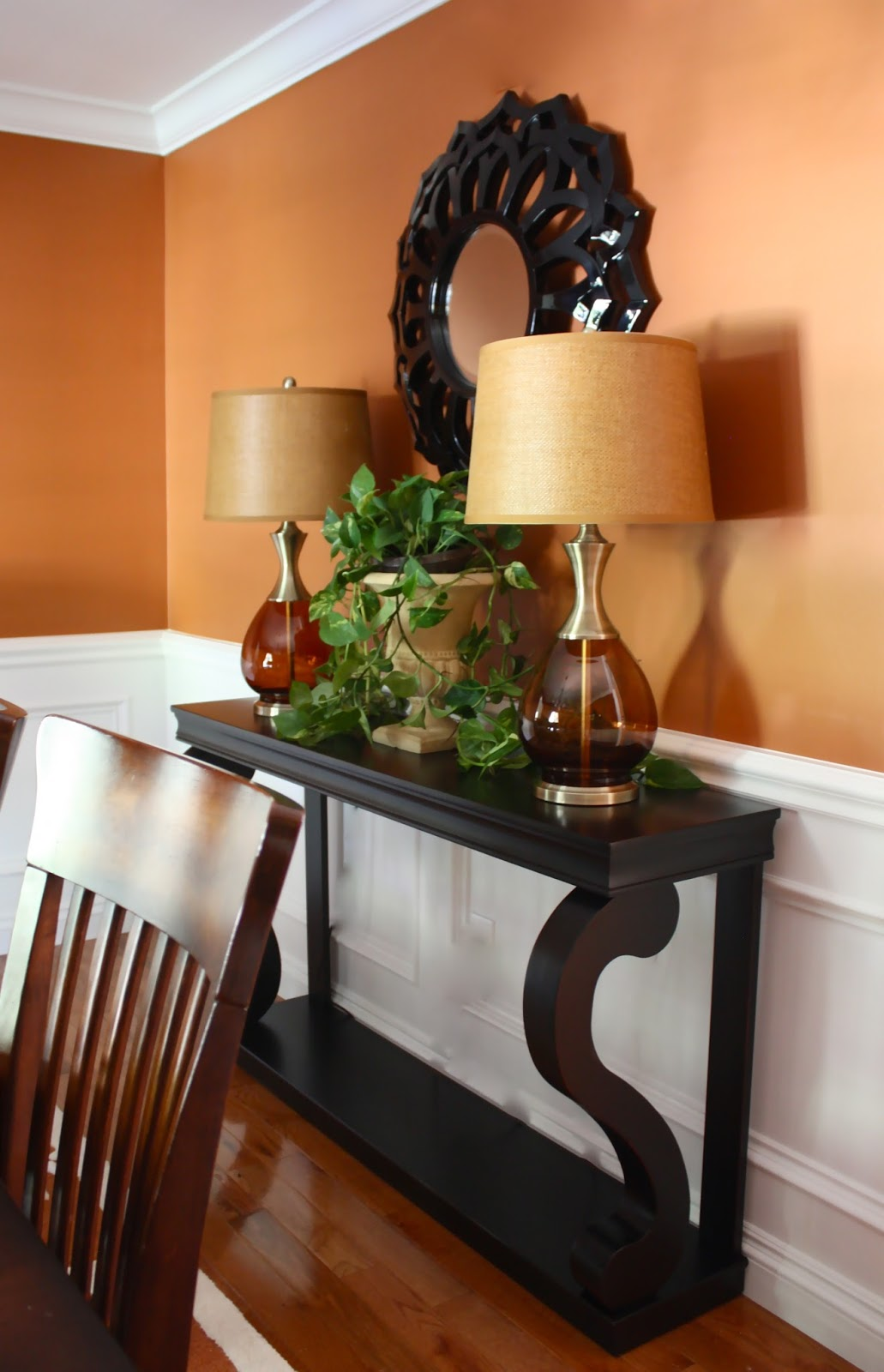 Kitchen Dining Room Wall Color