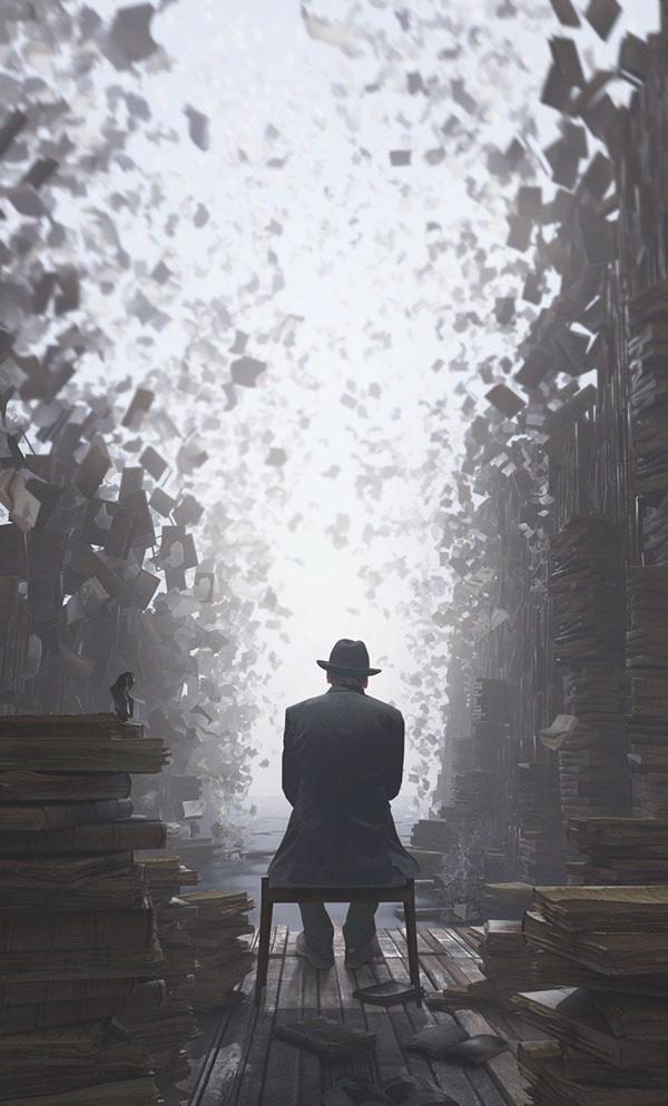 Images: Impressive Series Of Sci-fi Inspired Digital Art