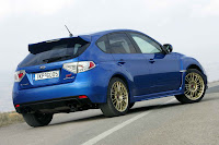 Subaru Impreza WRX STI autoholix pic 2