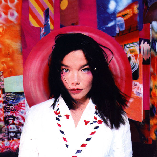 Björk - Post Cover