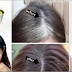 Not a Joke – With this one ingredient all white hairs will fall and new black hair will grow