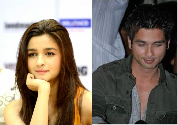 Shahid Kapoor and Alia Bhatt Upcoming Movie Shaandaar