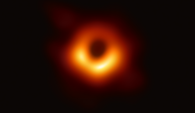First ever picture of Black Hole