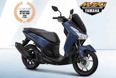 Yamaha Lexi 125 VVA cs Vario 125
