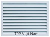 cửa gió ngoài trời TPP