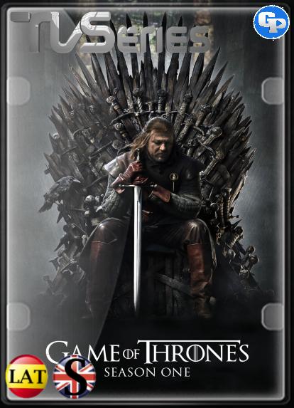 Juego de Tronos (Temporada 1) HD 1080P LATINO/INGLES