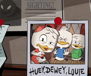 Disney XD DuckTales cartoon reboot trailer