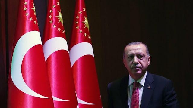 Ερντογάν: Ο φασίστας της Τουρκίας έδειξε ξανά το πραγματικό του πρόσωπο