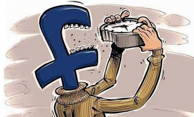 Waktu yang dimakan oleh media sosial
