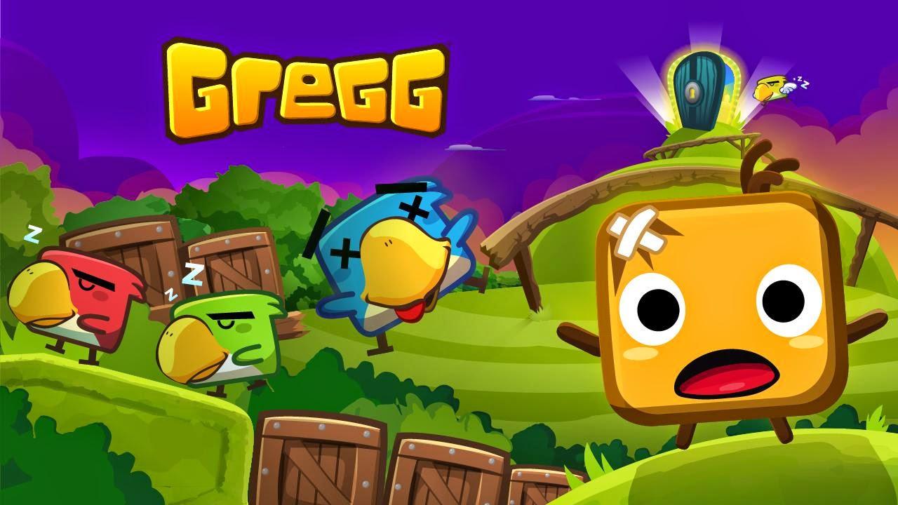 Gregg Full Version APK (Level Pack Unlocked)