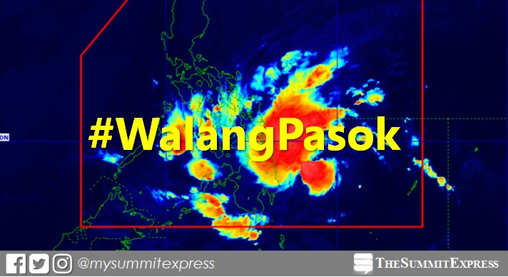 #WalangPasok: Class suspensions on Tuesday, February 13, 2018