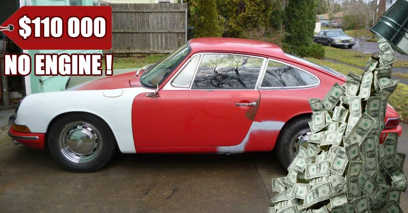 5 Laughably Overpriced Cars You Could buy on Ebay