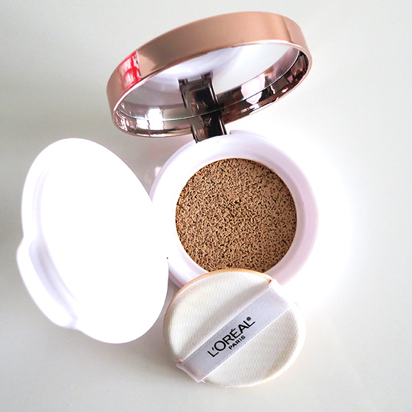 Product Review: L'Oreal True Match Lumi Cushion Compact