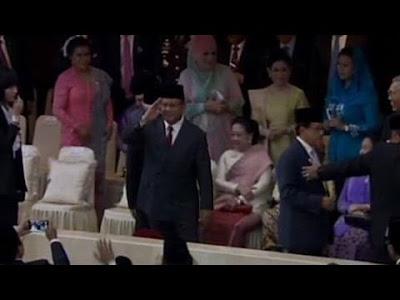 Prabowo Kalah Terhormat