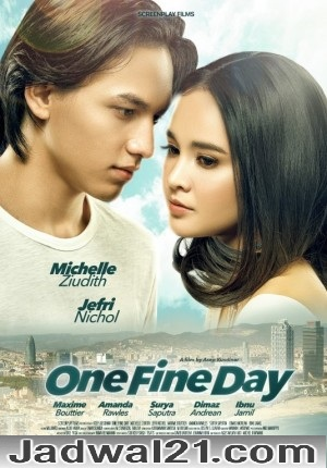 Jadwal ONE FINE DAY di Bioskop