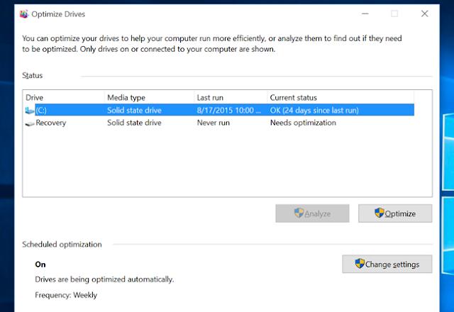 10 Cara Mempercepat Kinerja PC Windows 7, 8, atau 10