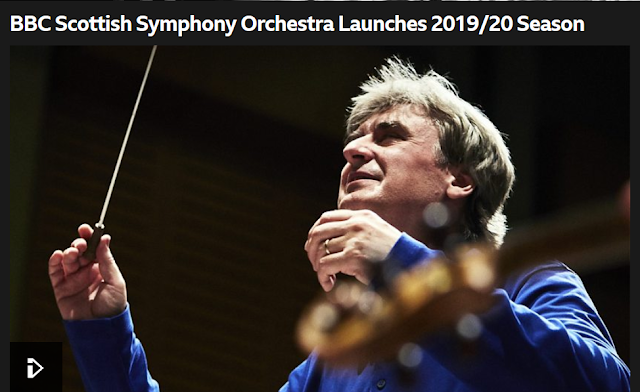 Thomas Dausgaard - BBC SSO (Photo BBC)