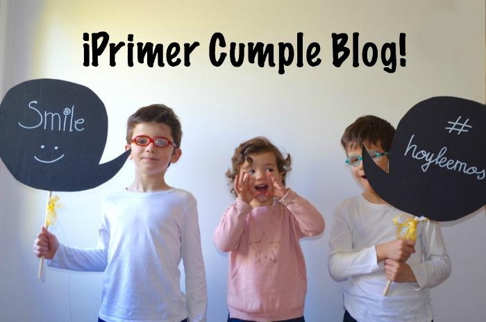 cuentos celebración primer año de blog Club Peques Lectores