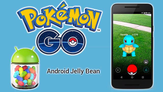 Descargar pokemon go para android 4 2 jelly bean tochomorocho