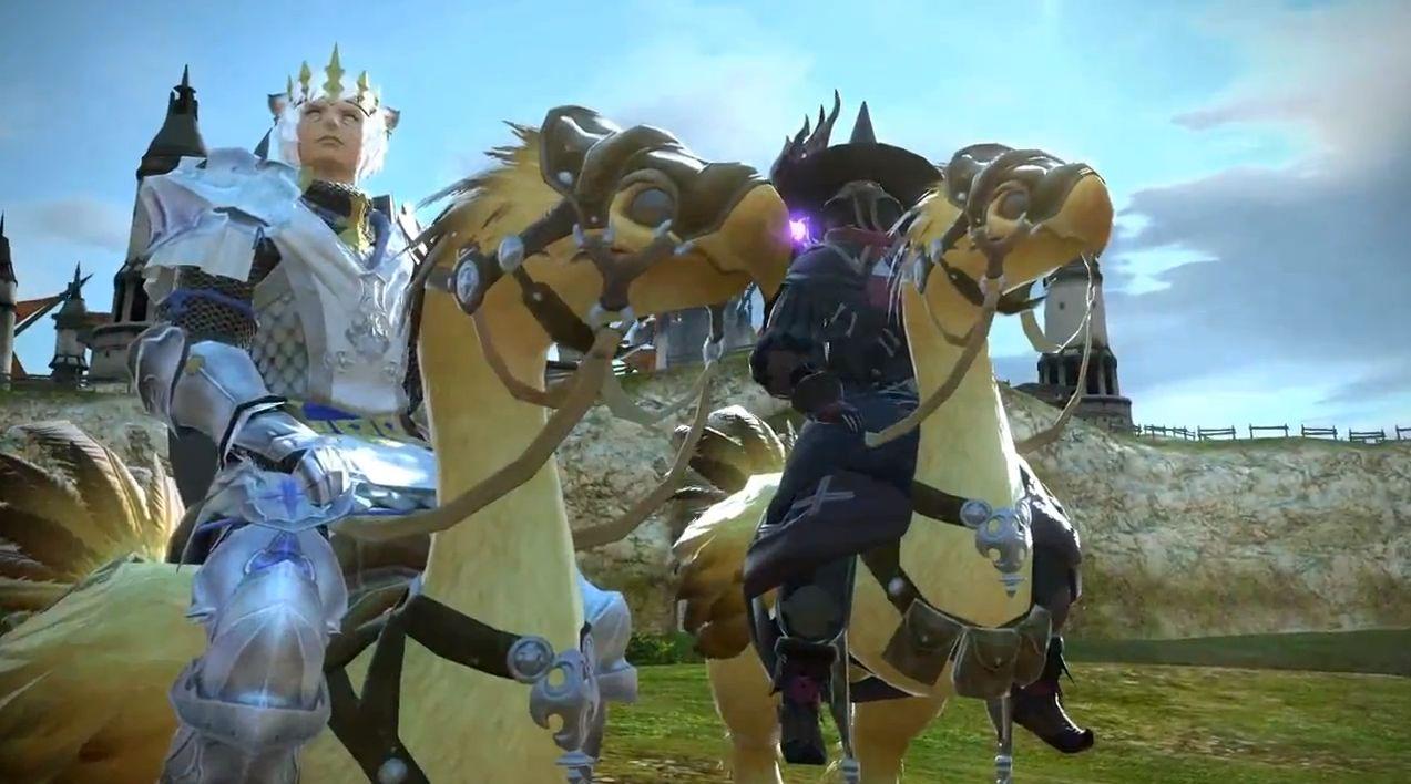 Final Fantasy 14 Online: A Realm Reborn - Final Beta