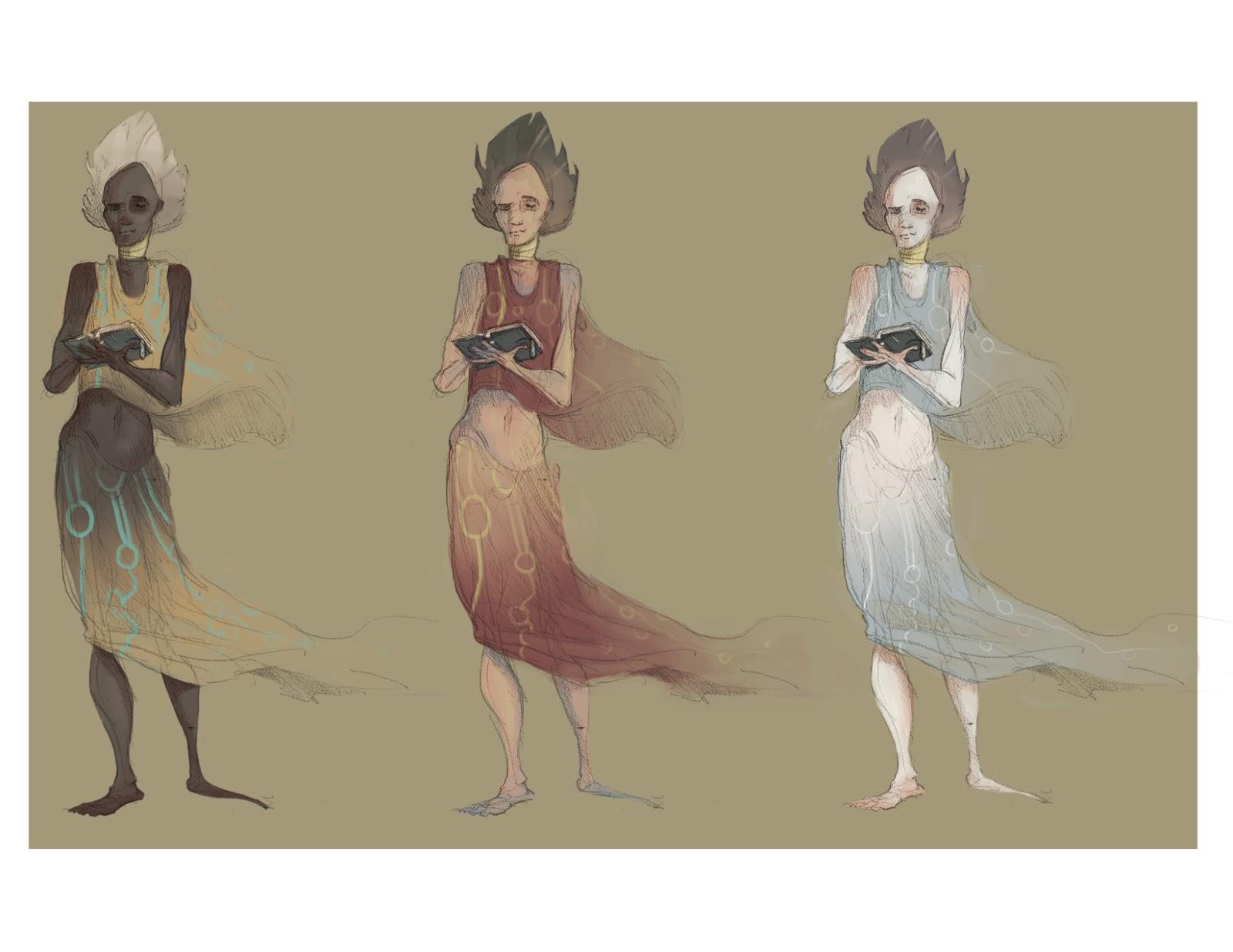 alyssa raven ani 117a final book thief character design liesel character design