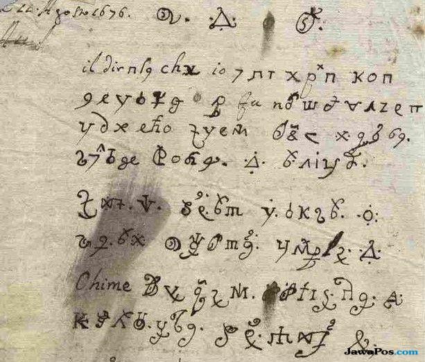 Surat dari Iblis yang Ditulis Biarawati Italia 300 Tahun Diterjemahkan